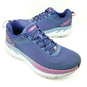 HOKA ONE ONE Clifton 5 Running Sneakers  S18
